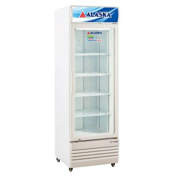 tủ mát alaska 450 lít
