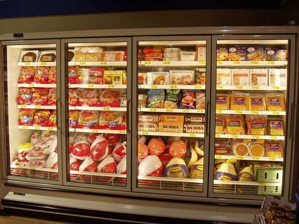 Tổng hợp những dòng tủ mát trưng bày siêu thị
